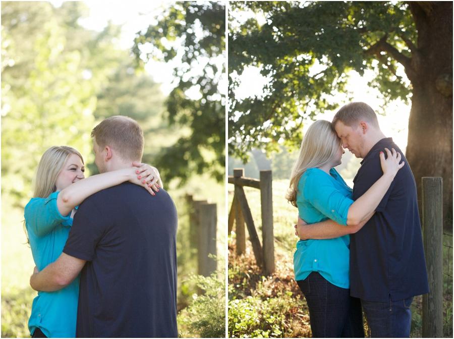 romantic engagement photography, outdoor engagement photographers