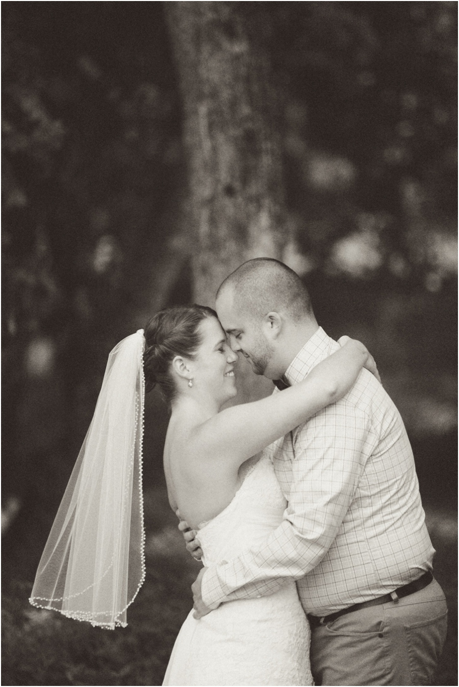 romantic first look photography, raleigh nc
