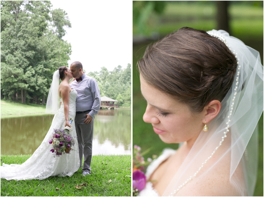 beautiful southern wedding photography, summer wedding photographer, raleigh nc
