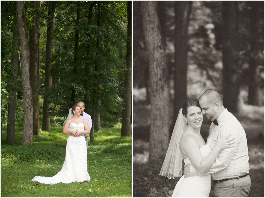 woodsy wedding photography, vintage wedding photographer, raleigh nc