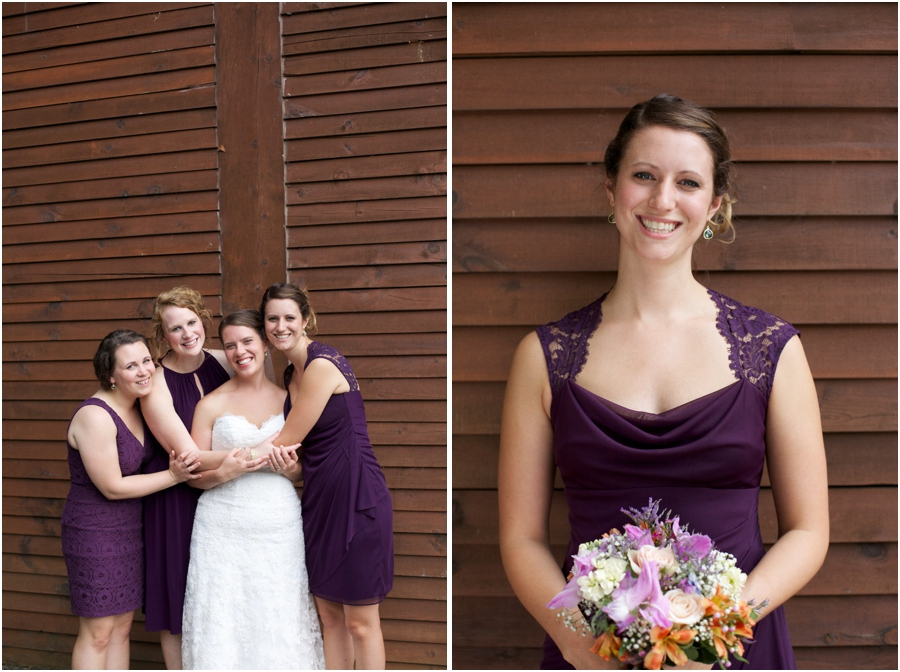 southern weddings, bridesmaid poses, barn wedding photography, raleigh nc
