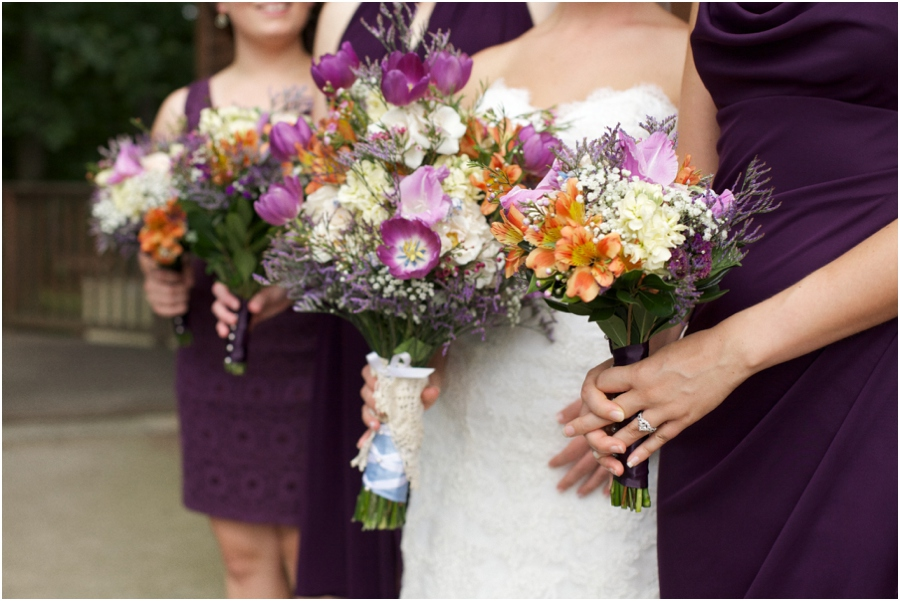 bridal party portrait poses, southern wedding photography, raleigh nc