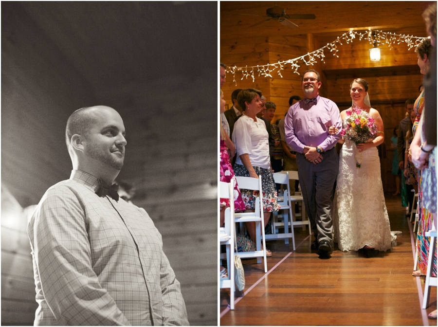north carolina barn wedding photography, rustic southern wedding photographer