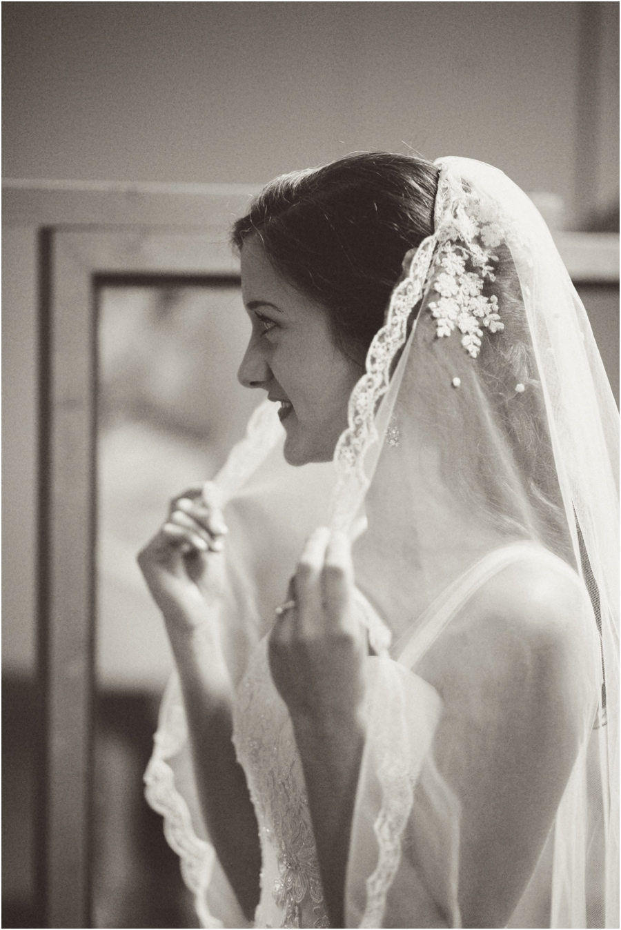 vintage bridal photography, raleigh nc