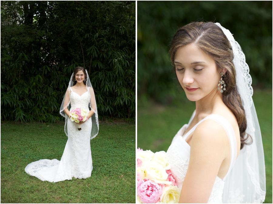 southern brides, beautiful bridal makeup