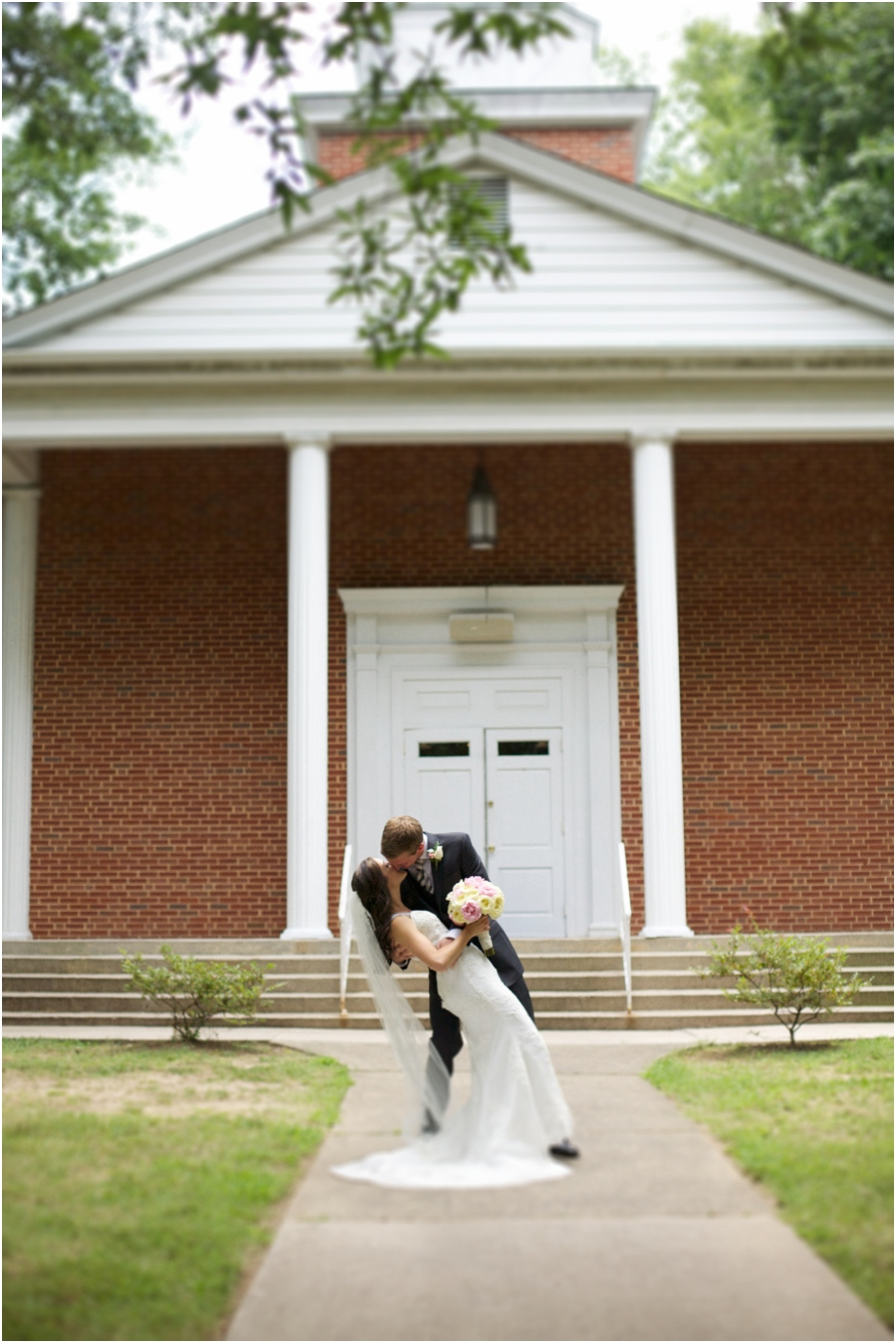 romantic southern wedding photography, raleigh nc