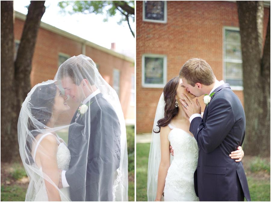 intimate wedding photography, romantic wedding photographers, raleigh nc