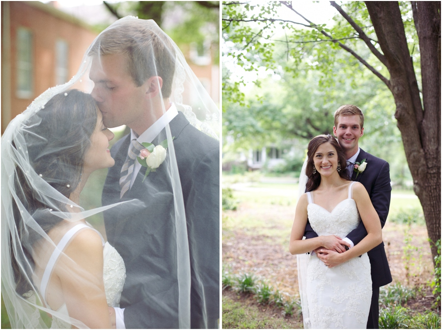 romantic wedding photography, rustic summer wedding photography, raleigh nc