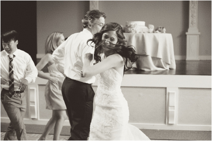 bride twirling, vintage wedding photography, raleigh nc
