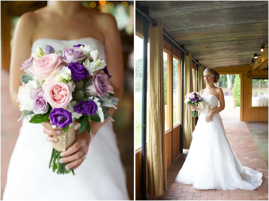 southern bridal bouquet, north carolina bridal photography
