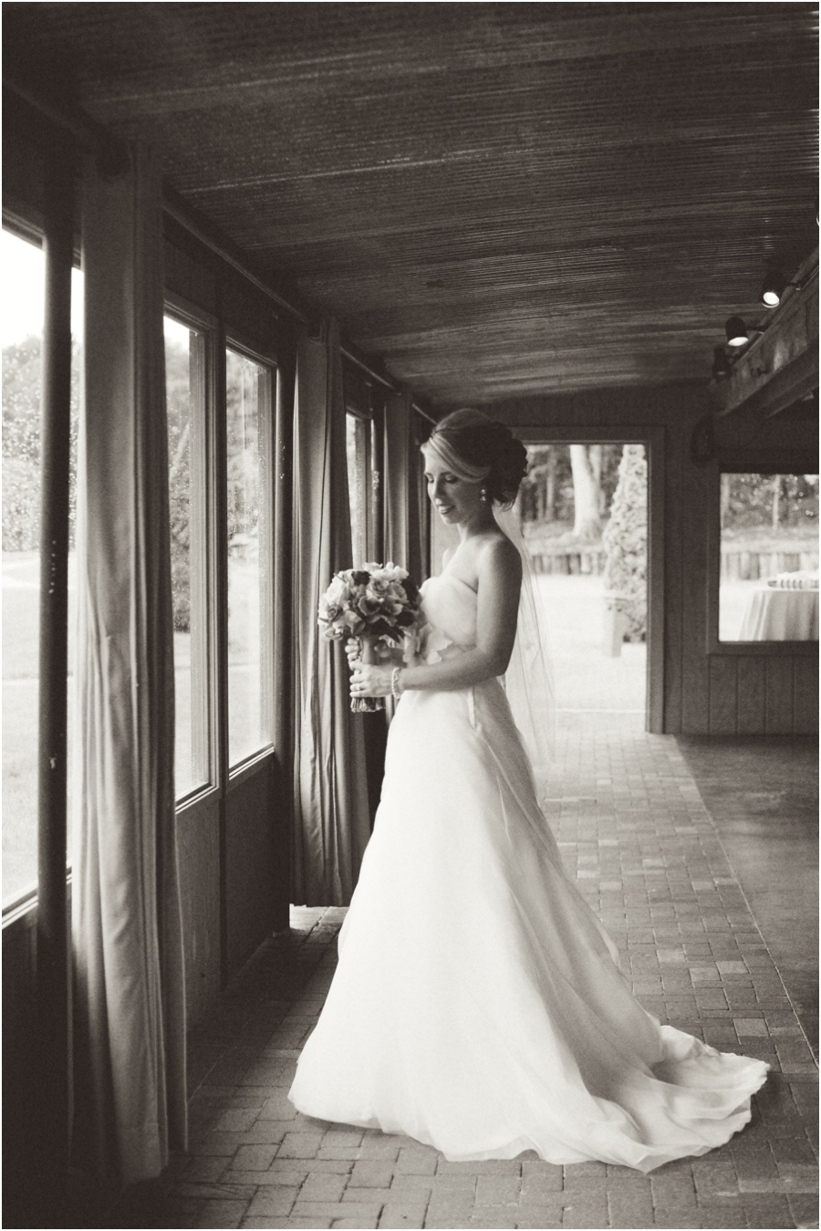 modern vintage bridal photography, raleigh nc