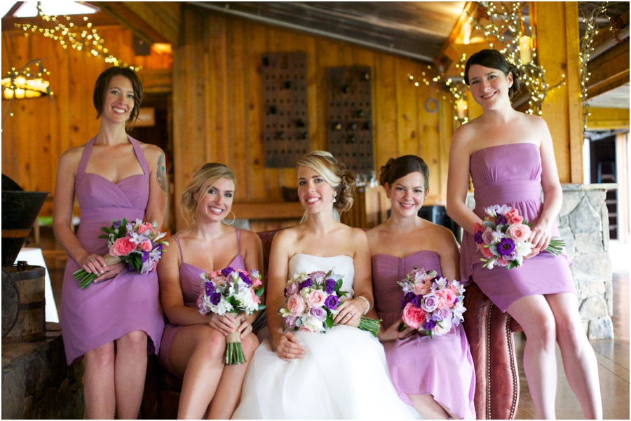 cute bridal party poses, southern bridesmaid photography, raleigh nc