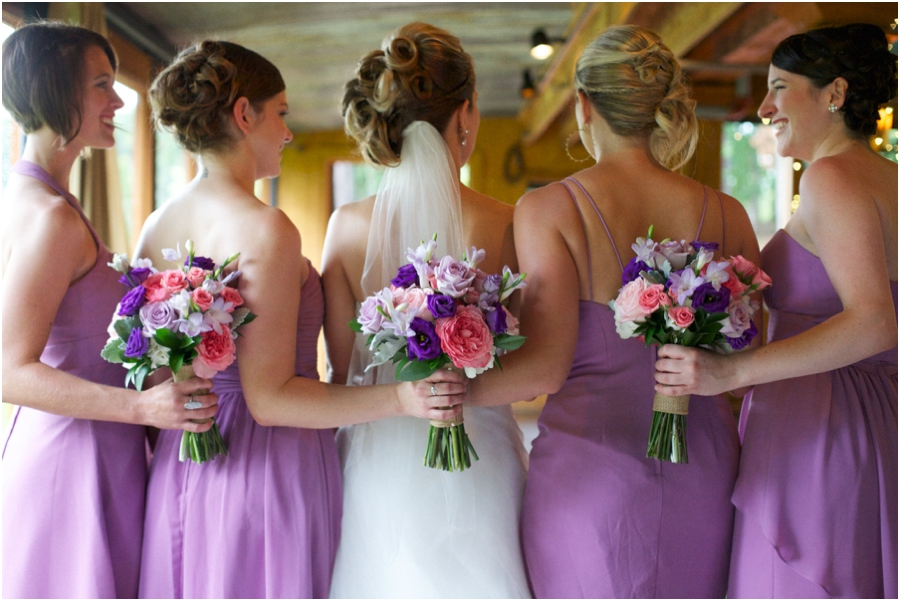 southern bridal party photography, raleigh nc