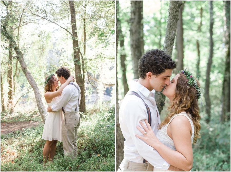 romantic bohemian engagement, bohemian engagement photographers