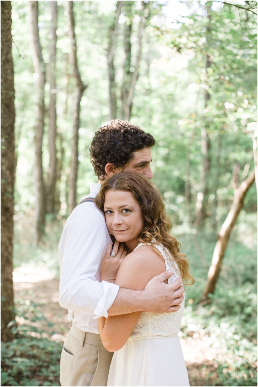 bohemian engagement photography, raleigh nc