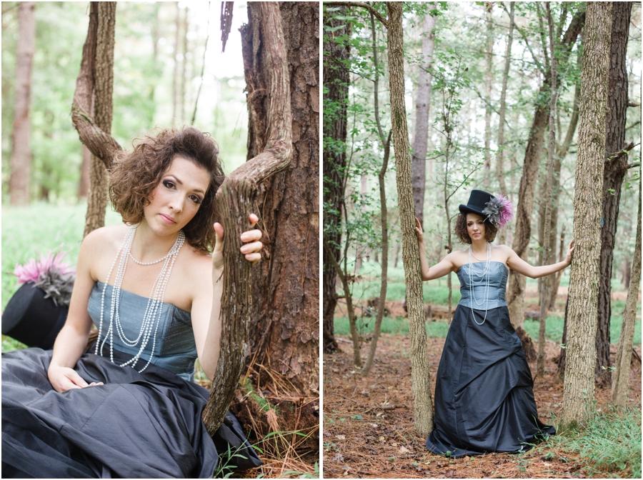 woodsy fashion photography, vintage fashion photographers