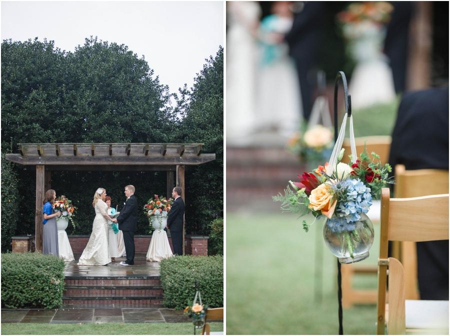 garden wedding photography, vintage wedding photographers, raleigh nc