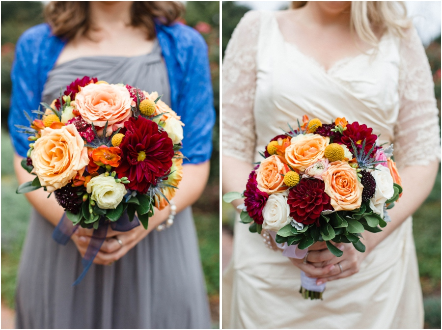 beautiful bridal bouquets by Brides & Bouquets, southern wedding photographers