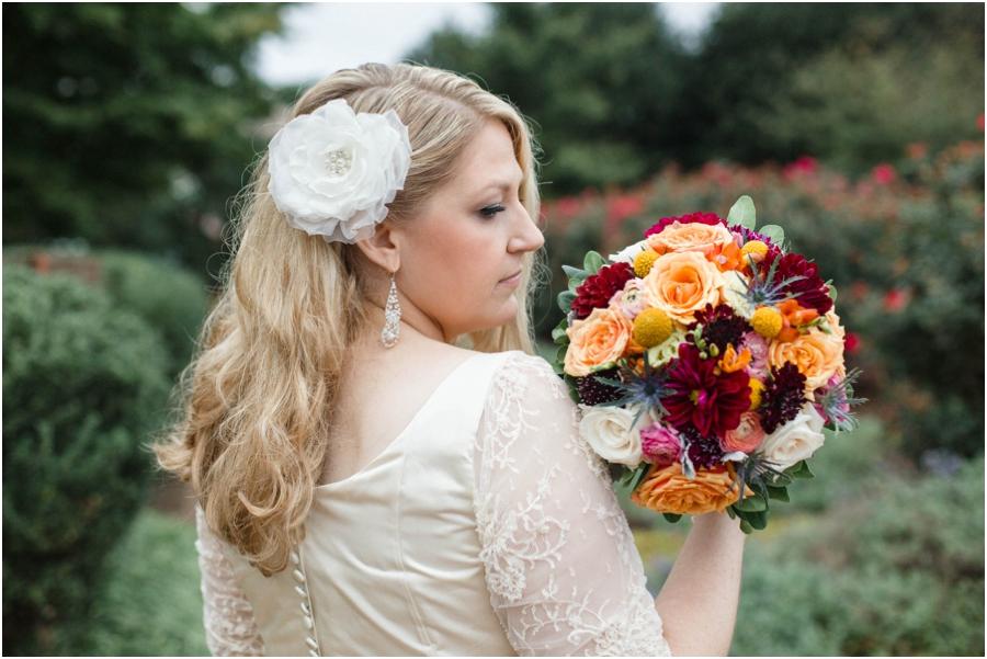 autumn bride, southern wedding photography