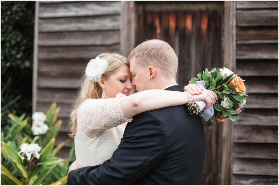 romantic rustic wedding photography, raleigh nc