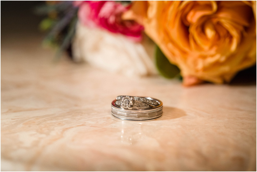 vintage ring shot photography, raleigh nc