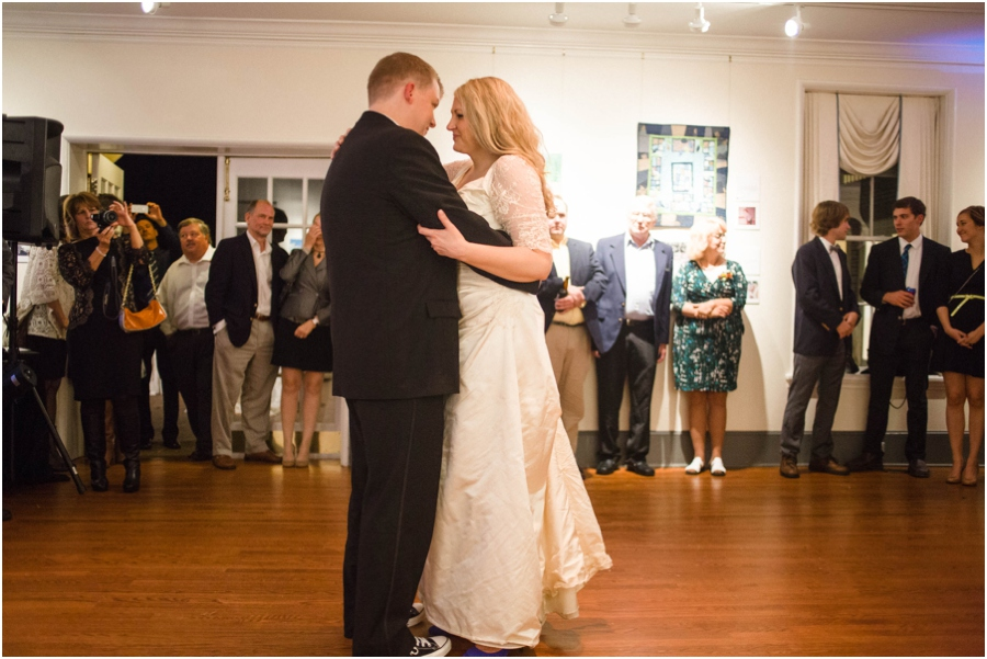 romantic reception photography, raleigh nc