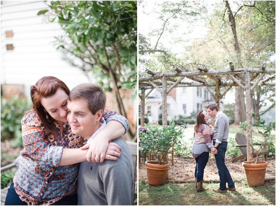 romantic engagement photography, rustic engagement photographers