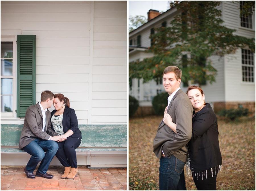 southern engagement photography, romantic engagement photographers