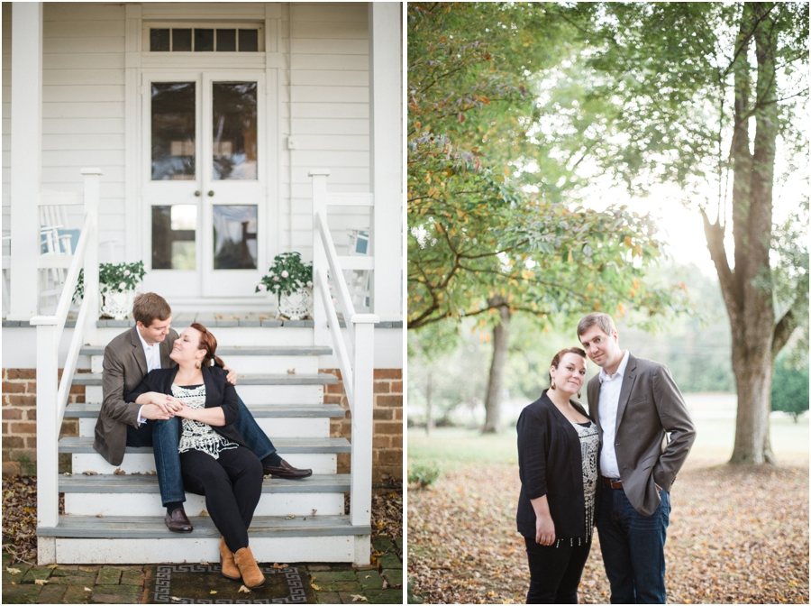 romantic engagement photography, autumn engagement photographers