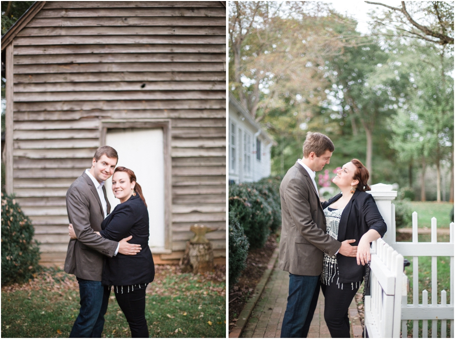 rustic engagement photography, southern engagement photographers