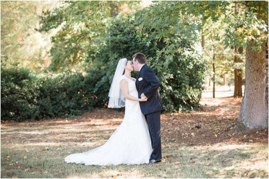 southern wedding photography, apex nc