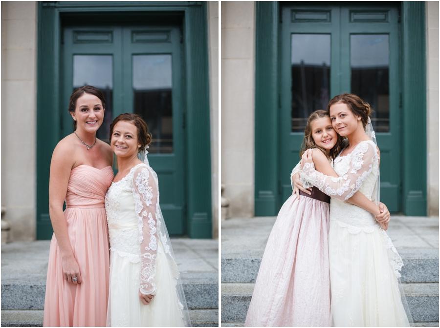bridal party photography, vintage wedding photographers