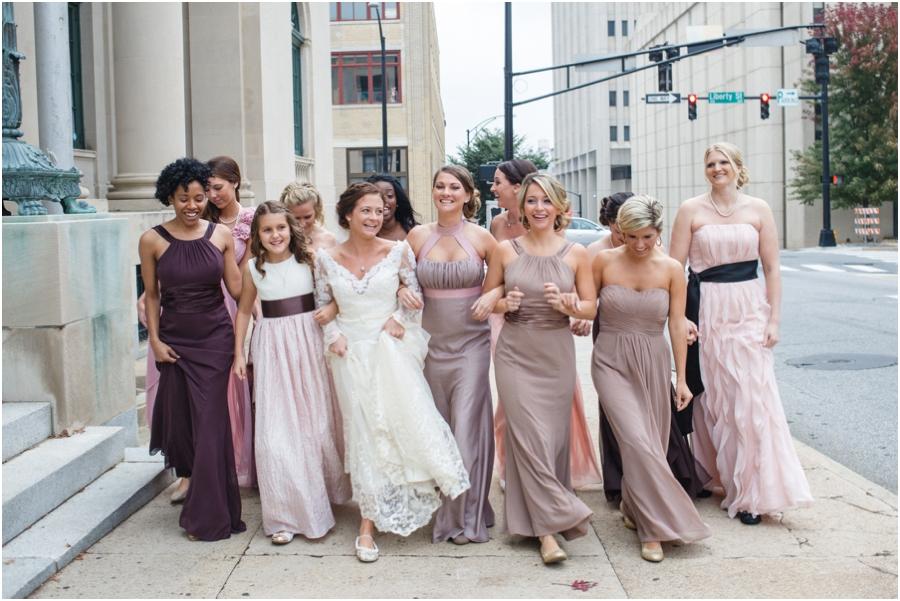 winston-salem nc bridal photography