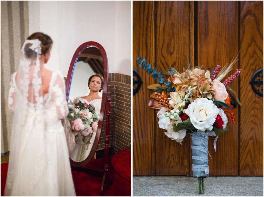 vintage bridal photography, southern bridal bouquet