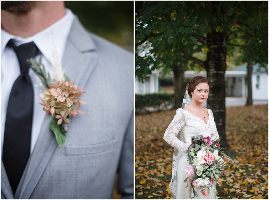 southern boutonnieres, vintage wedding photography