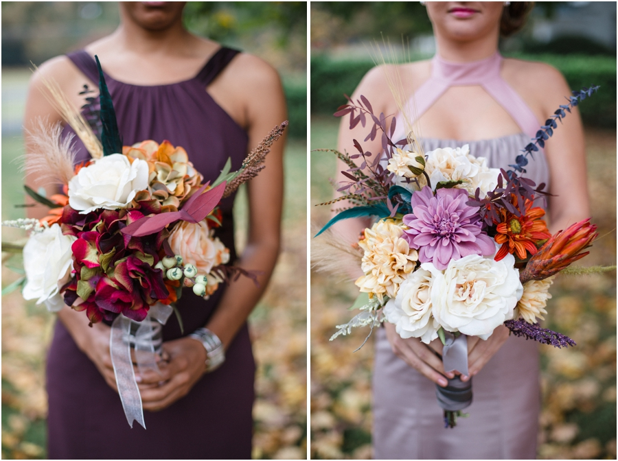 bridesmaids bouquets, southern wedding photography