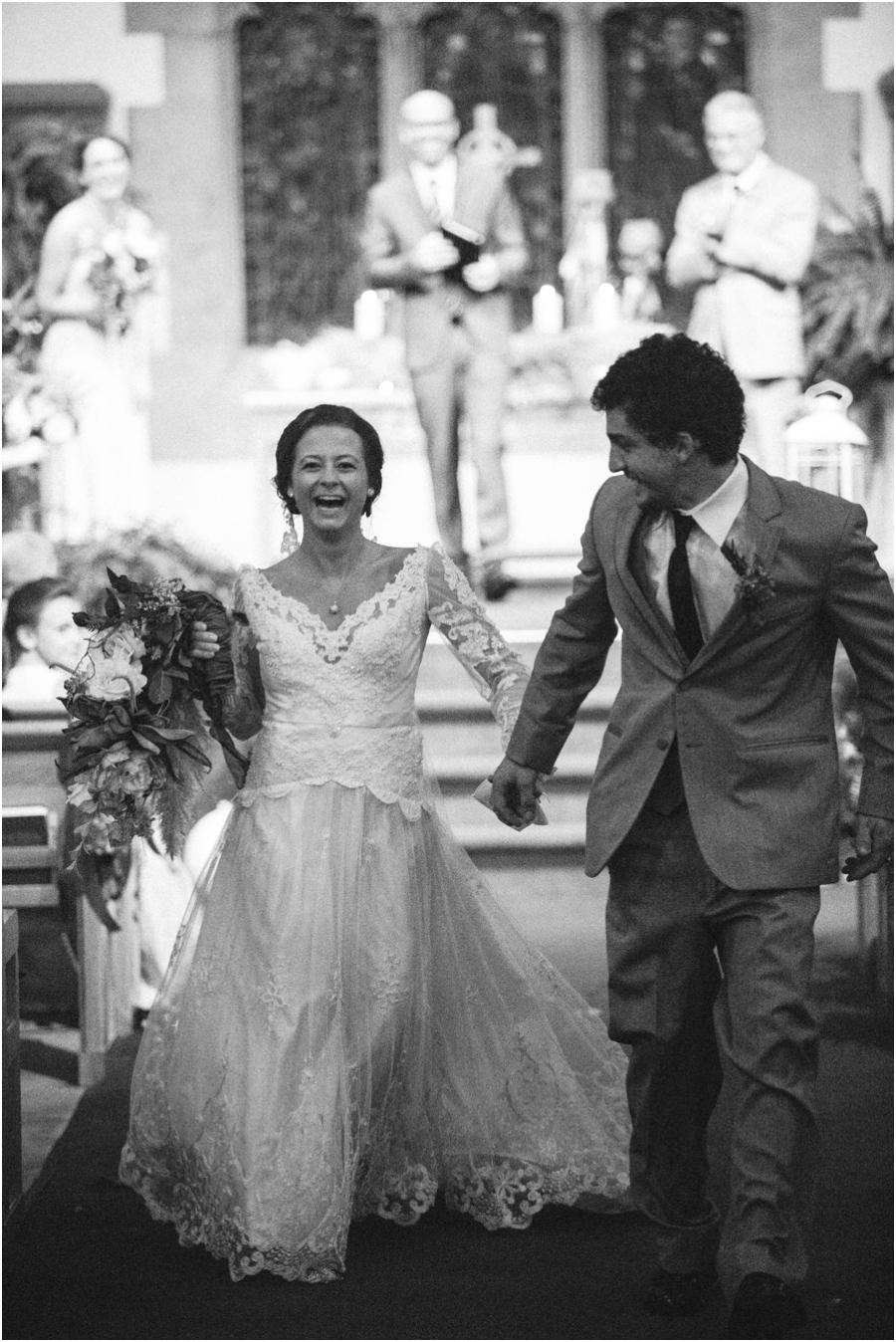 black and white wedding photography, raleigh nc