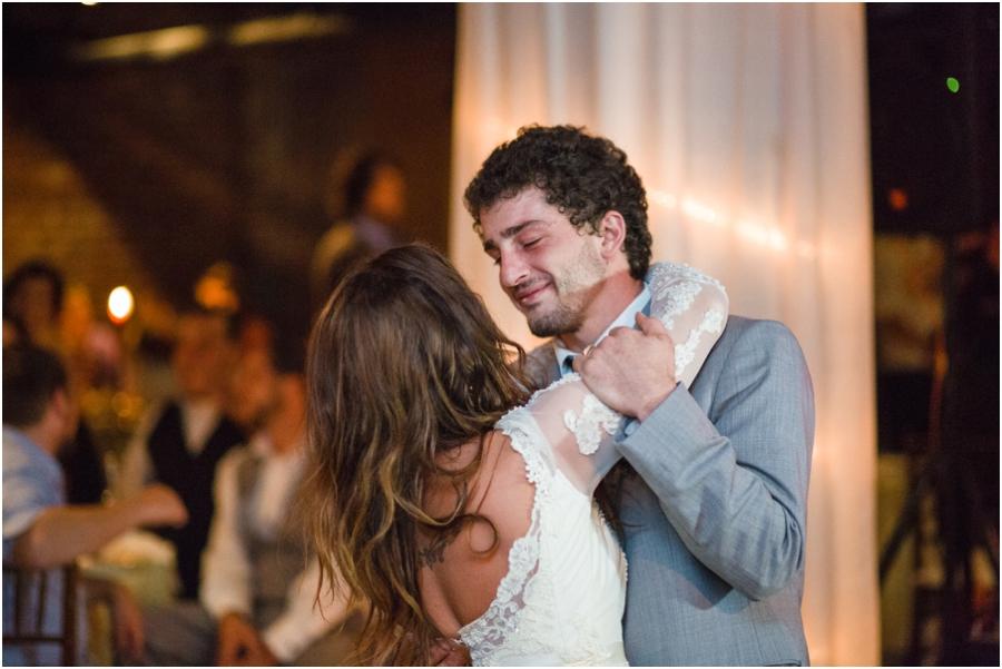 north carolina wedding reception photography