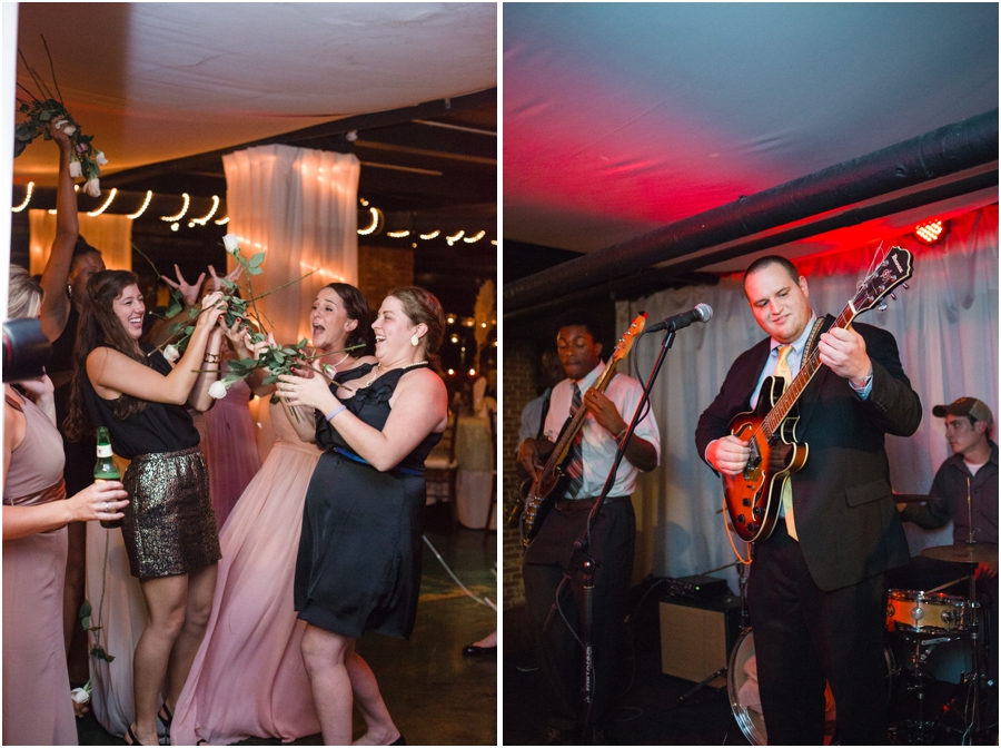 southern wedding reception photography, raleigh nc
