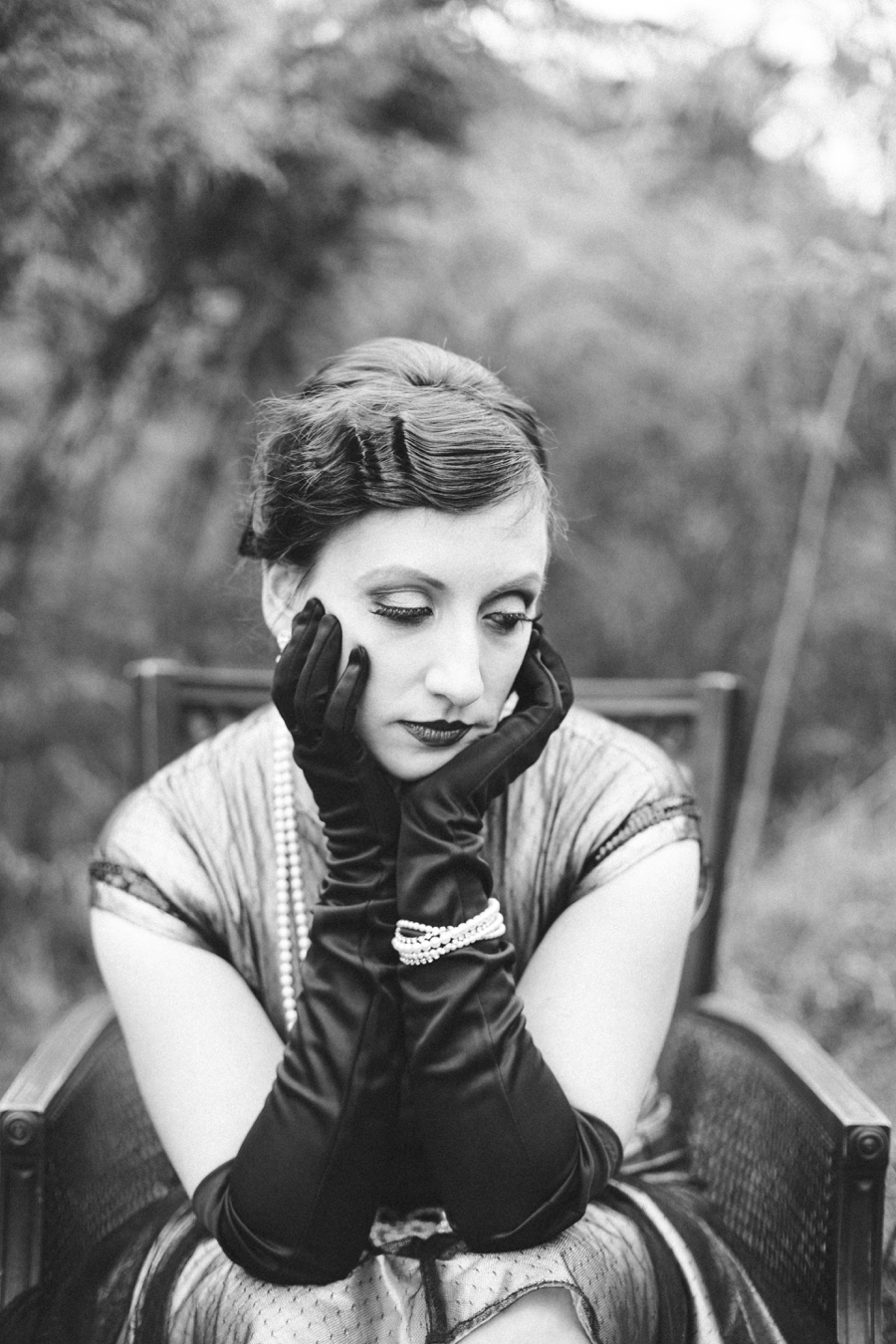 vintage portrait photography, raleigh nc