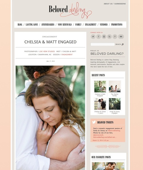 Saxapahaw Vintage Engagement Session by Live View Studios | Inspiring Photography of Engagements, Vow Renewals, Anniversaries, Families, & Love That Lasts | Beloved Darling