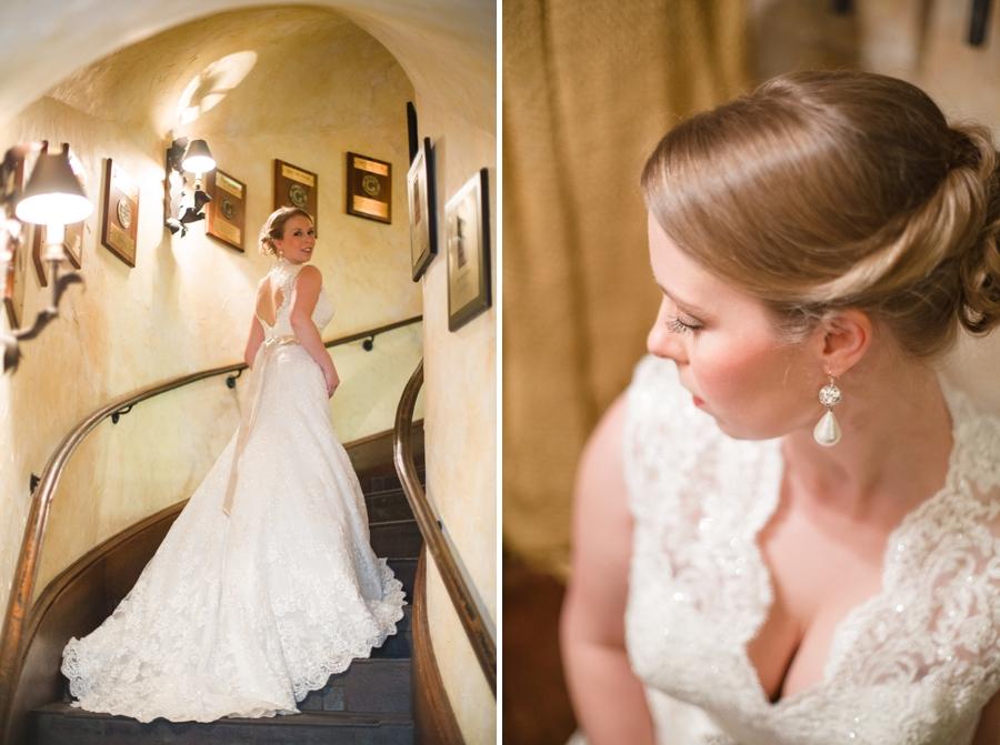 romantic bridal photography, southern wedding photographers