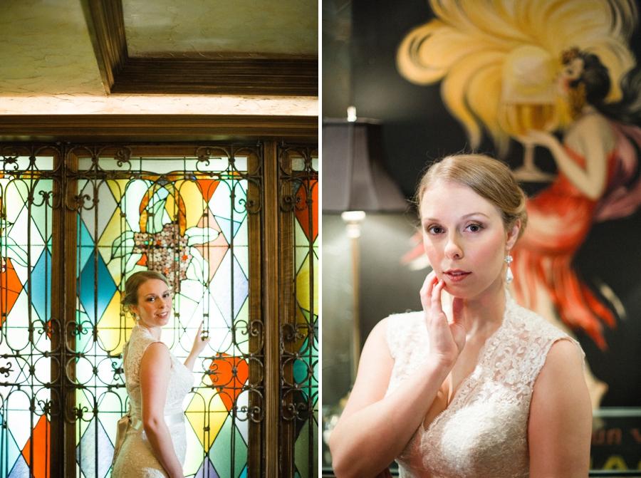 North Carolina wedding photography, vintage bridal photographers