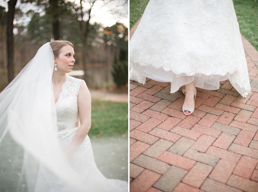southern wedding photography, North Carolina bridal photographers