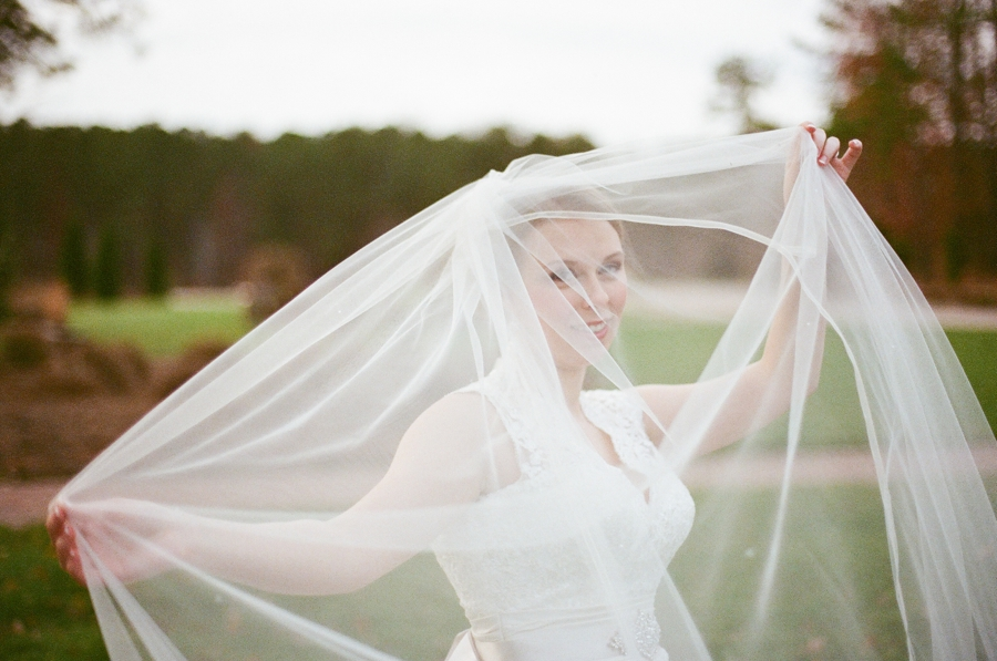 vintage bridal photography, raleigh nc