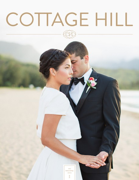 Cozy Winter Wedding Ideas - Cottage Hill Magazine