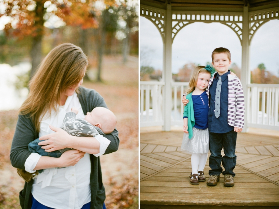 north carolina family photography, southern film photographers