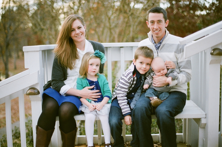 fall family photography, raleigh nc
