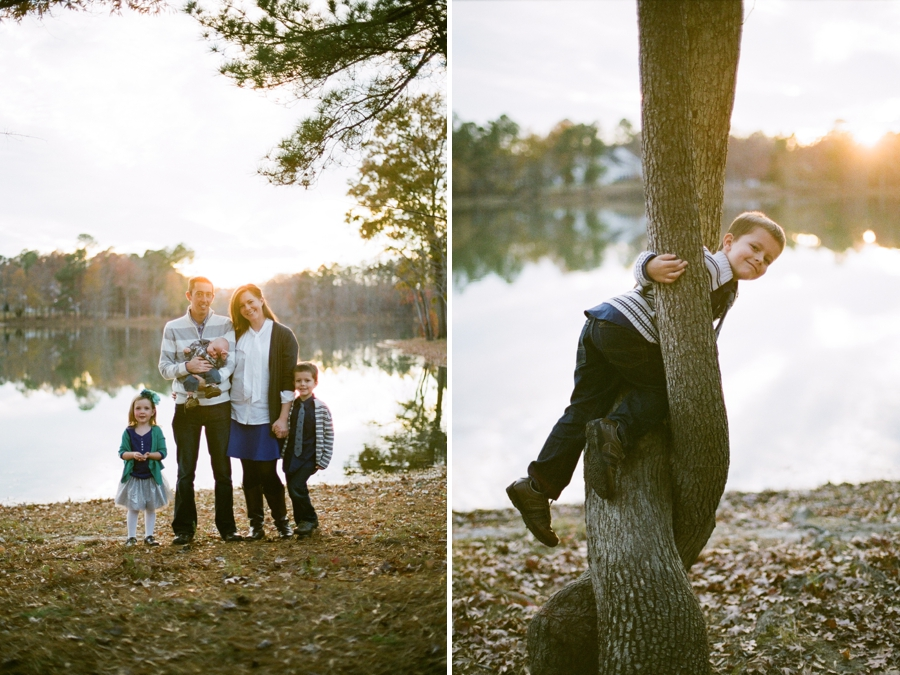 film portrait photography, southern family photographers