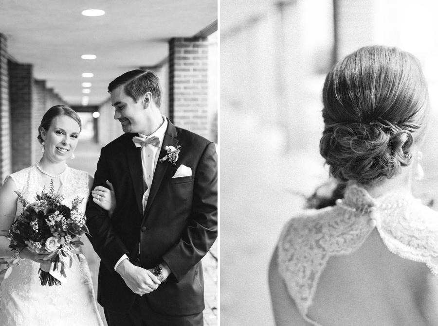 romantic vintage wedding photography, southern bridal photographers